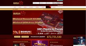 BursaQQ - Situs Poker Online & BandarQ Terpercaya